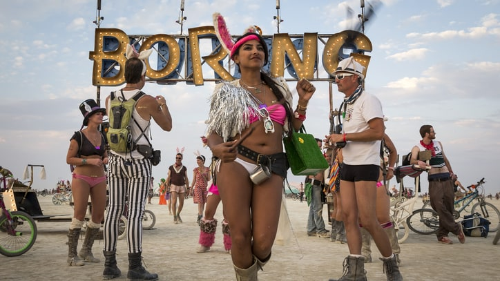 Burning Man 2014's Trippiest Photos