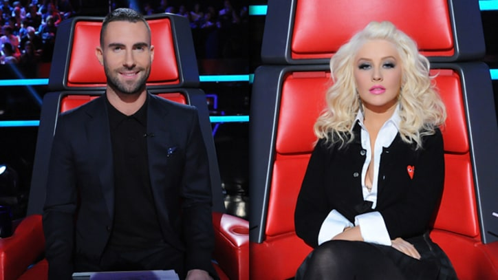 Cee Lo: Adam Levine and Christina Aguilera Need to 'Get Over' Feud