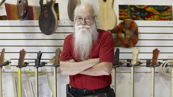 Dead Wood: Is This the End for Classic Rock's Greatest Guitar Makers?
