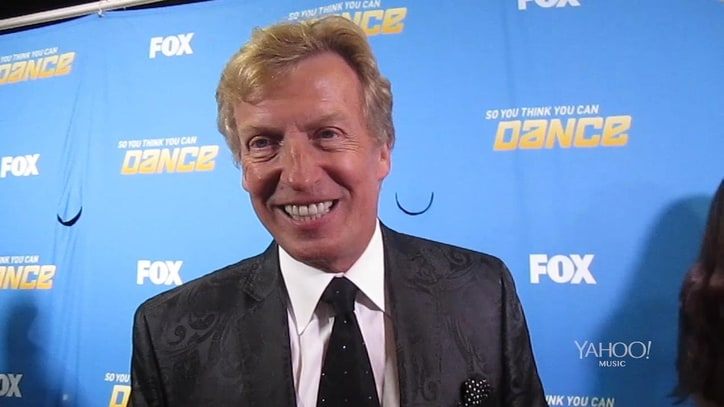 Nigel Lythgoe: 'Talent Shows Should Actually Be About Talent'