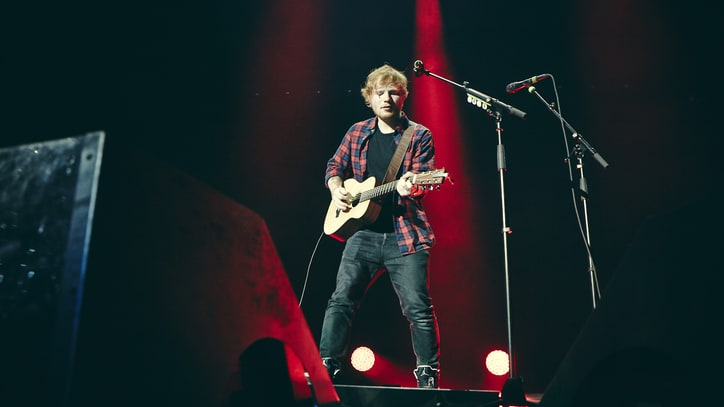 Ed Sheeran Shines at the Staples Center