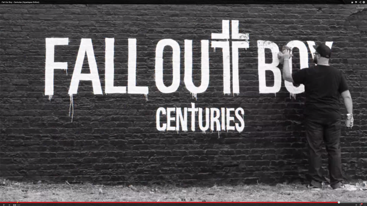 Fall Out Boy Pay Tribute to Chicago in 'Centuries' Video