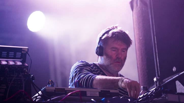 Hear James Murphy's US Open Remixes