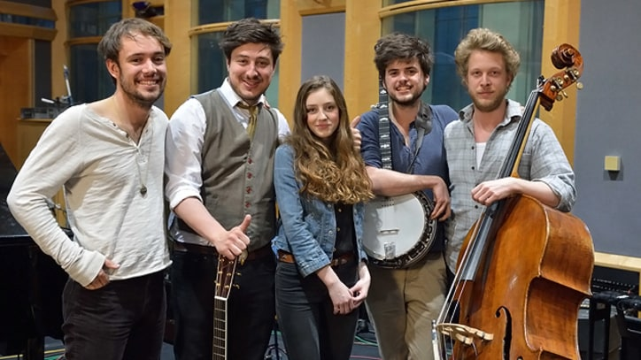 Mumford & Sons Write New Song for Pixar's 'Brave'