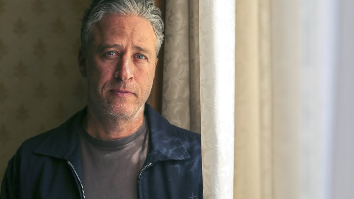 Jon Stewart on Politically Charged Directorial Debut: 'I Wanted to Lift the Blindfold'