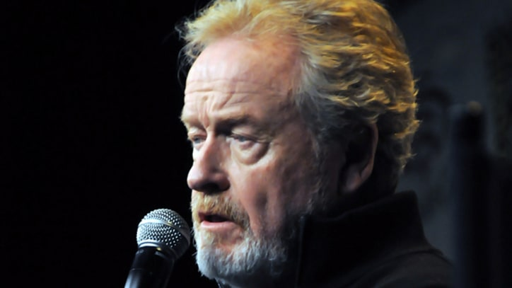 Ridley Scott on His New Movie 'Prometheus,' 'Mad Men' and a 'Blade Runner' Sequel