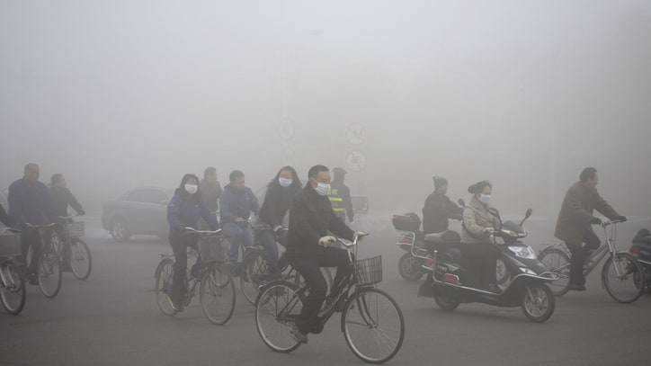China, the Climate and the Fate of the Planet