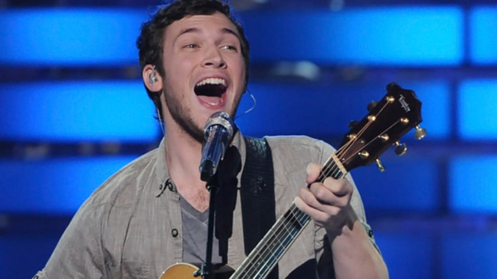 Phillip Phillips Underwent Eight Surgeries During 'Idol'