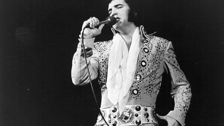 Elvis Crypt Up for Auction