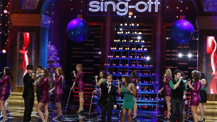 NBC Drops 'Sing Off,' Adds New Singing Competition