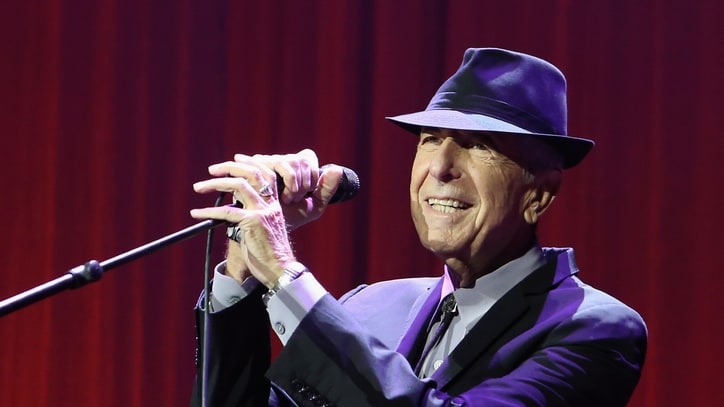 Leonard Cohen Offers Rare Peek Into His Process at 'Popular Problems' Preview