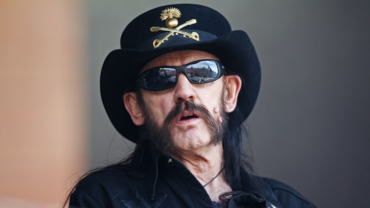 Motorhead's Lemmy Kilmister on Life as Jimi Hendrix's Roadie