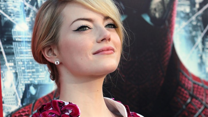 Q&A: Emma Stone on Branching Out With 'Spider-Man,' Admiring Woody Allen