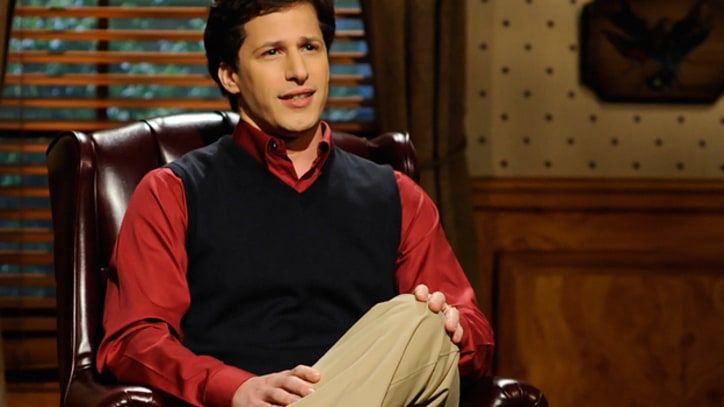 Andy Samberg is Leaving 'SNL'