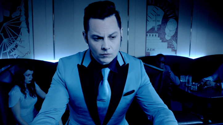 Jack White Lurks Around Bar in 'Would You Fight for My Love?' Video