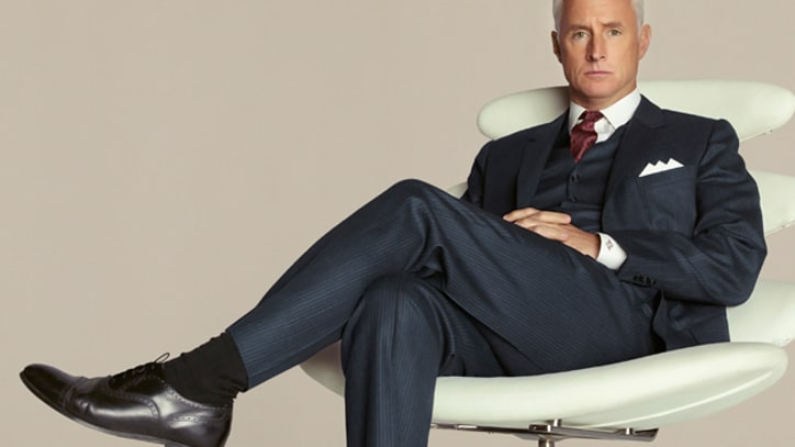 Q&A: 'Mad Men' Star John Slattery on Roger Sterling's Struggle