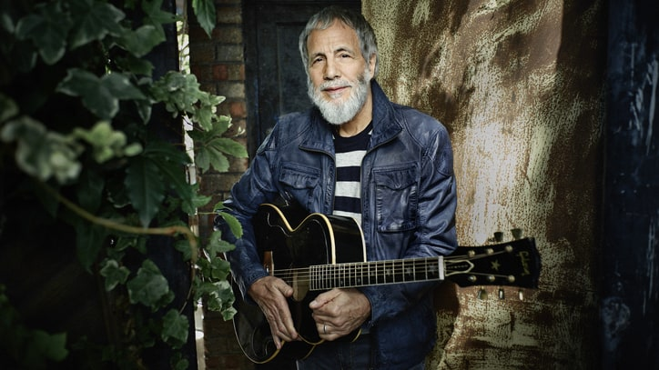 Hear Yusuf / Cat Stevens Cover Edgar Winter's 'Dying to Live'