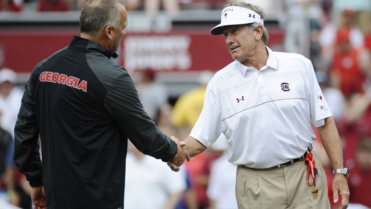 Good Grief: Georgia's Mark Richt is College Football's Charlie Brown