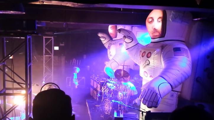 See Primus Play Tool's 'Aenima' With Danny Carey