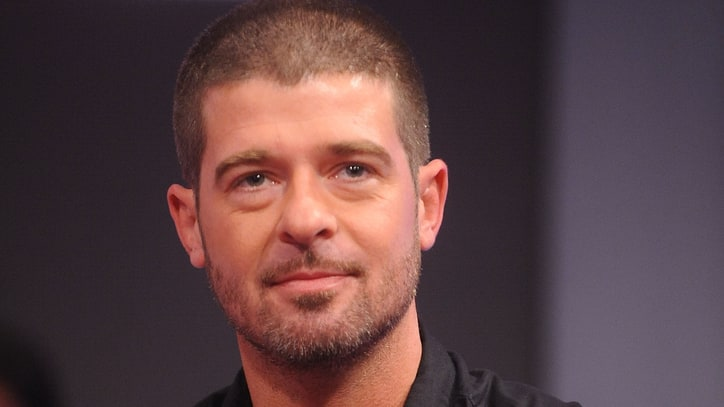 Robin Thicke Had Very Little to Do With 'Blurred Lines'