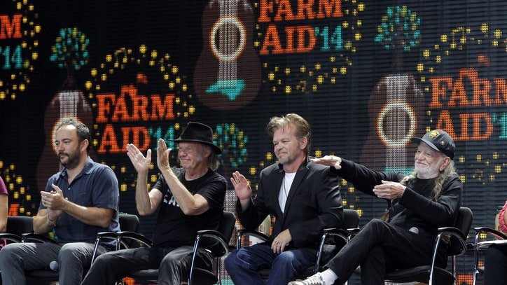 Farm Aid 2014's 8 Biggest Surprises