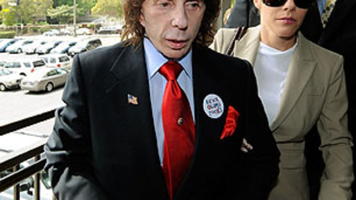 Phil Spector's Lawyers Push for Third Trial