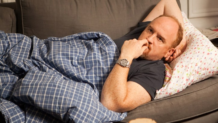 'Louie' Recap: A Set-Up and a Punchline