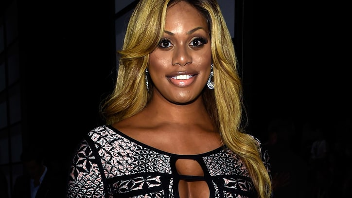 Laverne Cox to Host and Produce MTV Doc on Transgender Youth