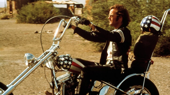 Peter Fonda's Iconic 'Easy Rider' Chopper Headed to Auction Block
