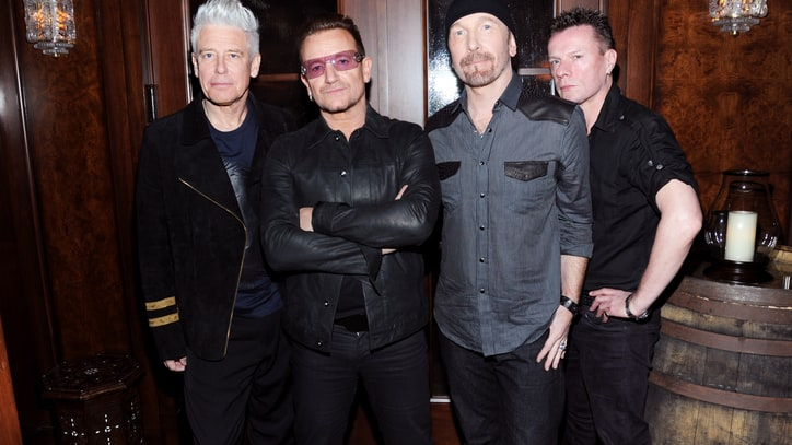 U2 and Apple Plot New 'Interactive' Digital Music Format