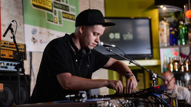 Rustie on Speaking Animals' Languages and Recording at 30,000 Feet