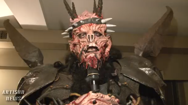 Watch Foo Fighters Pay Tribute to Gwar in Richmond
