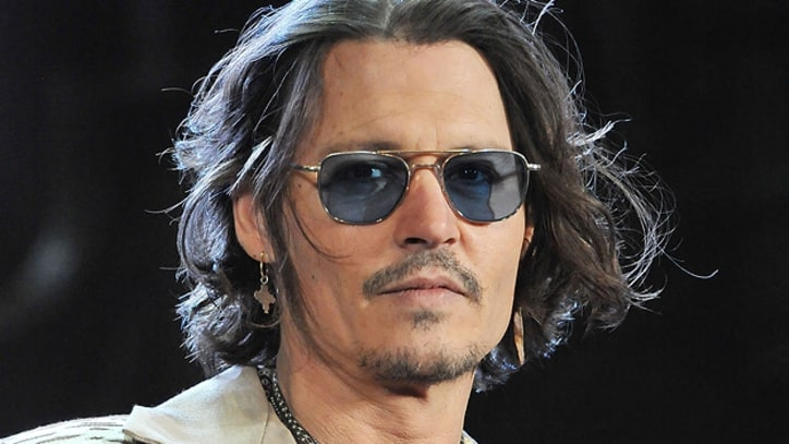 Johnny Depp to Star in Wes Anderson's Next Movie