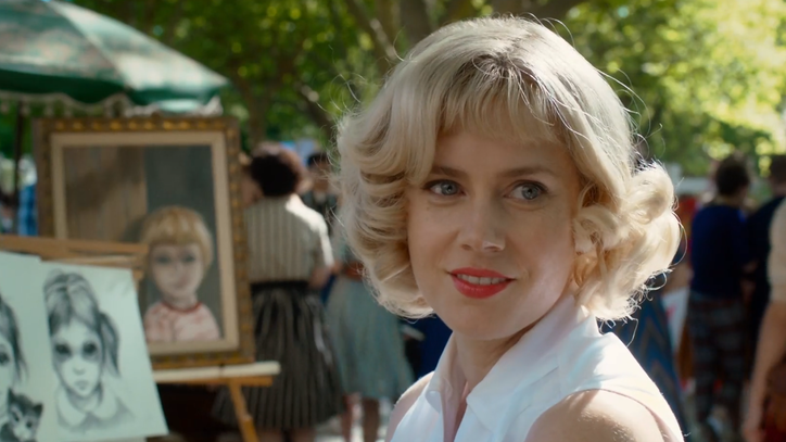 Watch the Eye-Popping Trailer for Tim Burton's 'Big Eyes'