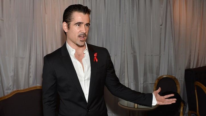 Colin Farrell Confirms That He's Joining the Cast of 'True Detective'