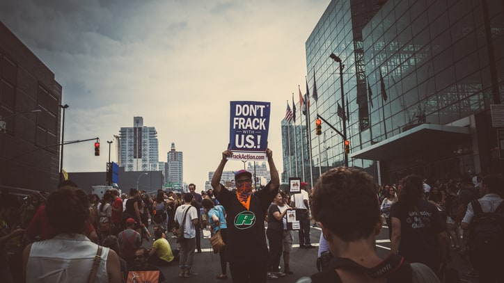 People's Climate March: The Best Photos