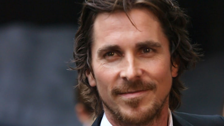 Christian Bale Visits 'Dark Knight Rises' Shooting Victims