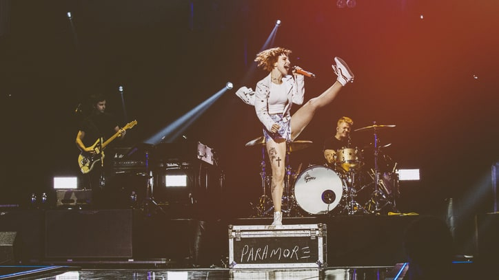 Pop Shines at iHeartRadio Fest 2014: The Best Photos From Our Vegas Weekend