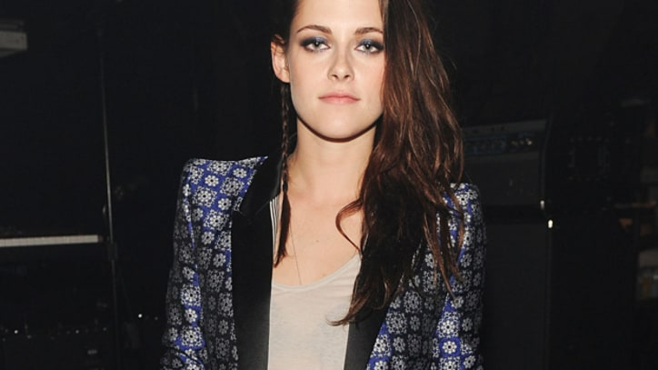 Kristen Stewart Admits to Cheating on Robert Pattinson