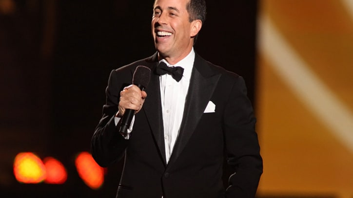 Jerry Seinfeld Prepping Five New York City Standup Shows