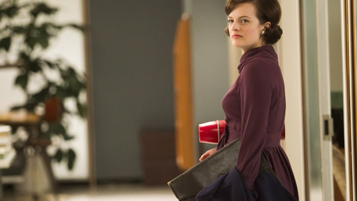 Elisabeth Moss Will Return To 'Mad Men' Next Season