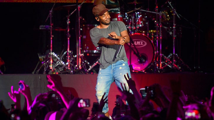 Hear Kendrick Lamar's Funky, Uplifting Self-Reliance Song 'i'