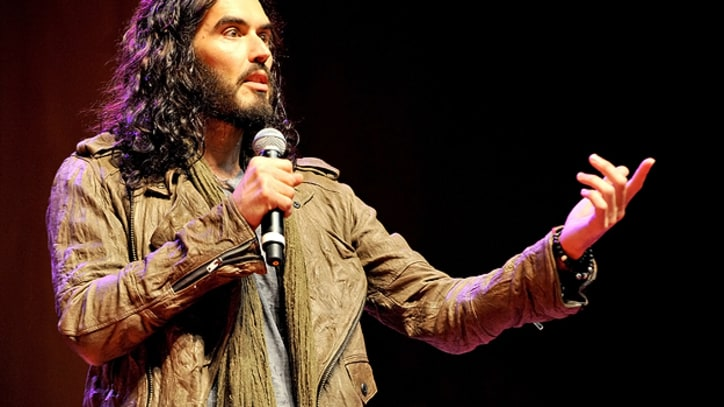 Russell Brand Hit With Community Service, Fine For Cell Phone Tussle