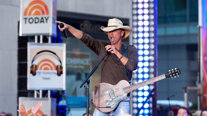 Watch Kenny Chesney Lead 'Today' Show 'Revival'