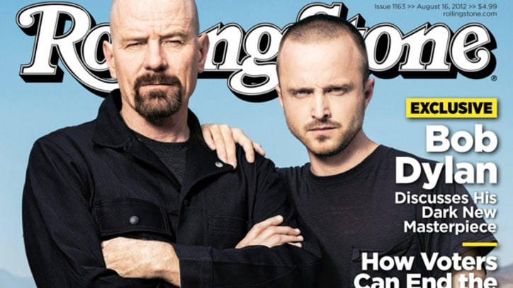 On the Cover: 'Breaking Bad' Stars Bryan Cranston and Aaron Paul