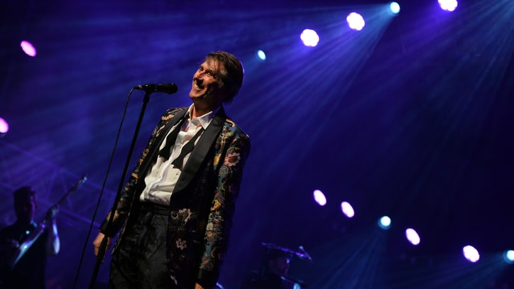 Bryan Ferry's New Album to Feature Flea, Nile Rodgers and Johnny Marr