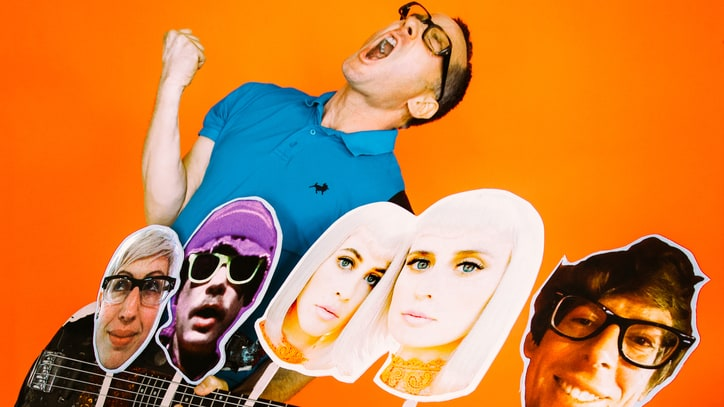 Matt Sharp on the Rentals' 2014 Makeover, Hearing Weezer in Panera Bread