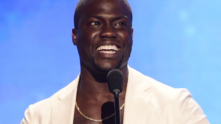 VMA 2012 Host Kevin Hart Is Judd Apatow's Favorite Vertically Challenged Comic