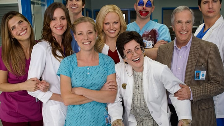 Q&A: Rob Corddry on Crazy New Season of 'Childrens Hospital'