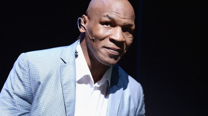 Mike Tyson Taking Broadway Show on the Road